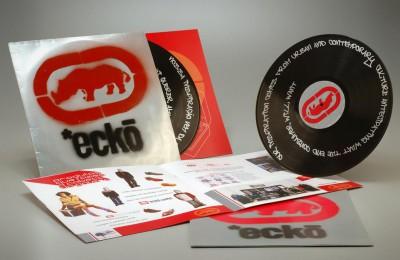 Ecko Unltd . Lançamento Brasil