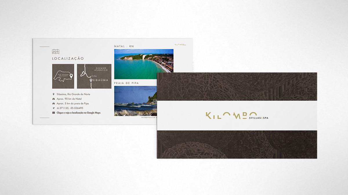 Kilombo Villas & Spa