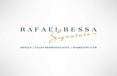 Logotipo Rafael Bessa Signature