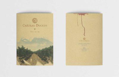 """Folder """"Origem"""" para Chateau Duccos"""